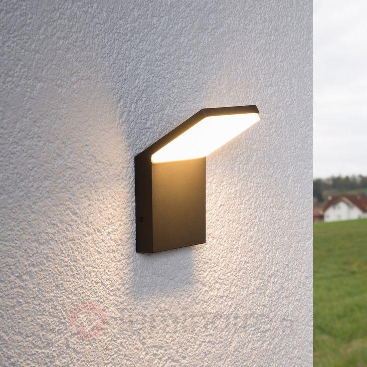 Nevio - Applique extérieure LED sicher & bequem online bestellen bei Lampenwelt.de.