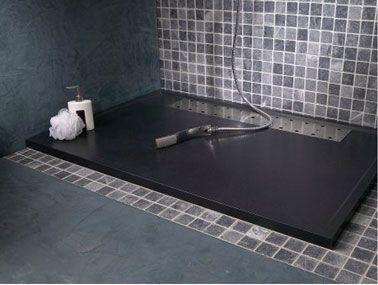 25 beste idee n over douche italienne leroy merlin op pinterest badkamers met keramische - Kleine badkamer leroy merlin ...