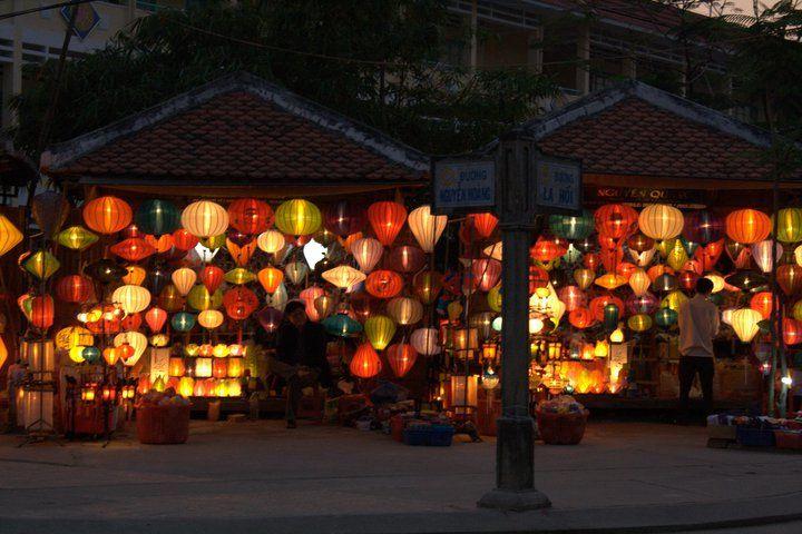 Vietnam, Hoi An, lantern city  #Travel