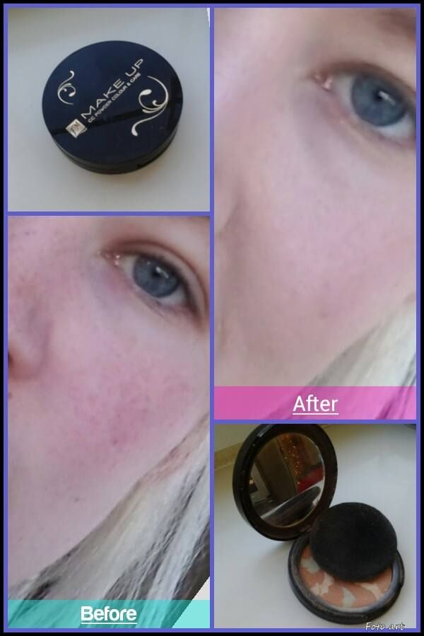 FM Mineral CC Powder - created to cover redness and imperfections. To order please visit www.facebook.com/mahora.network