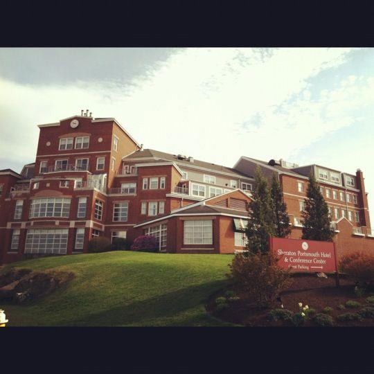 24 Best Sheraton Portsmouth Harborside Hotel Images On