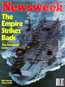 The Falklands War began on Friday 2 April 1982, when Argentine forces invaded and occupied the Falkland Islands and South Georgia. The British government dispatched a naval task force to engage the Argentine Navy and Air Force, and retake the islands by amphibious assault. The resulting conflict lasted 74 days and ended with the Argentine surrender on 14 June 1982, which returned the islands to British control.