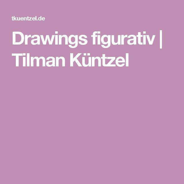 Drawings figurativ | Tilman Küntzel