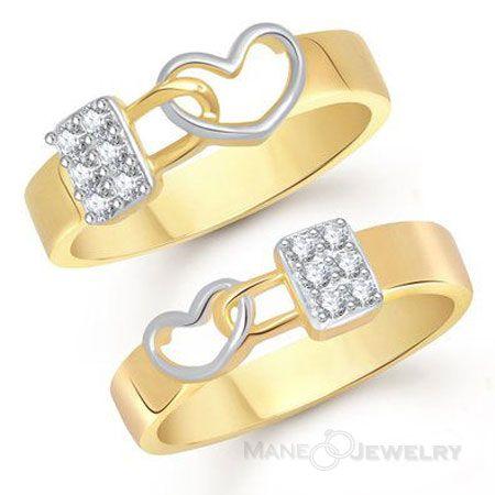 Mempersembahkan cincin kawin model zufana sepasang romantis, cincin couple dengan model terbaru dan kekinian. Cincin ini menonjolkan sisi nilai seni yang tinggi dengan tambahan ornamen berbentuk hati pada cincin pria dan wanita. Di samping ornamen hati juga diperindah dengan tatanan batu zircon putih sebanyak 6 biji. Perpaduan warna kuning mengkilap dan putih mengkilap di …