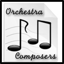 Free resources for studying orchestra & famous composers: printables, videos, audio downloads, and more!