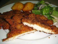 Chicken Escalope Milanese