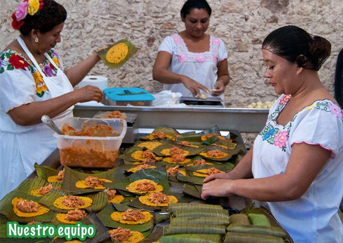 Restaurant Chaya Maya in Mérida. Auf jeden Fall ein Besuch wert!