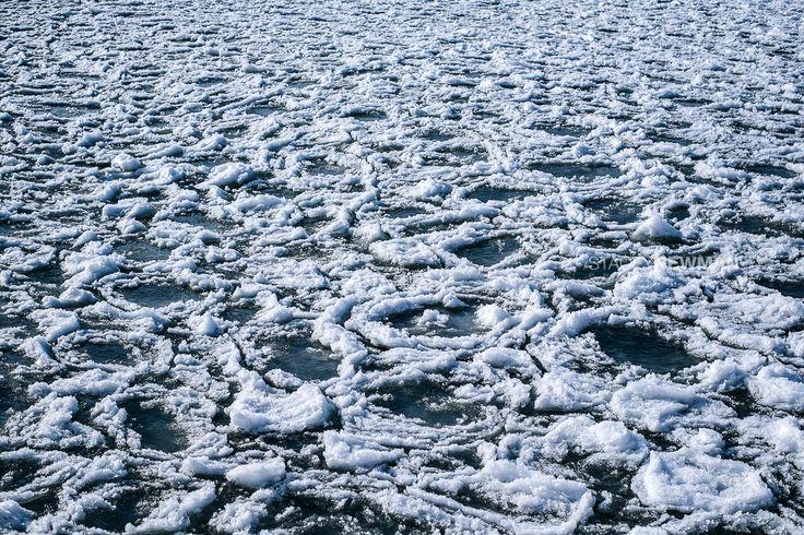 Icy Waters, Lake Ontario