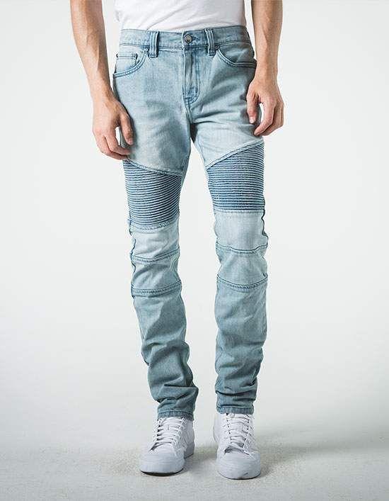 Tapered Skinny Jeans | Ku Jeans