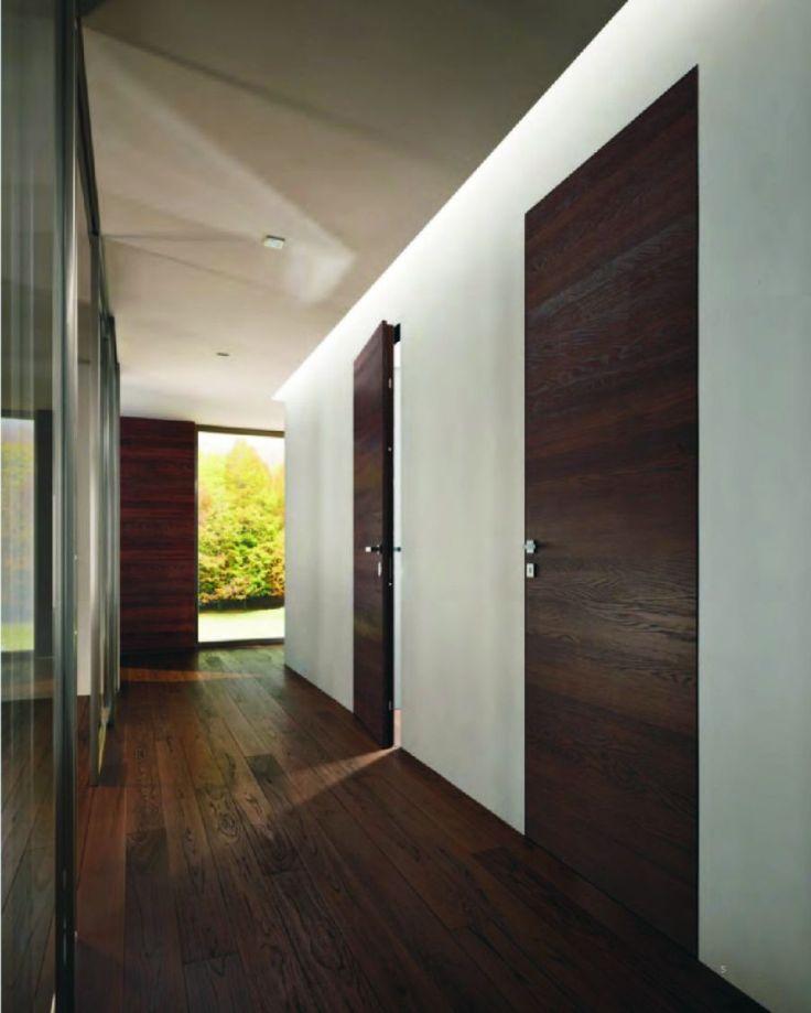 drzwi drewniane wewnętrzne ukryte - Google Search