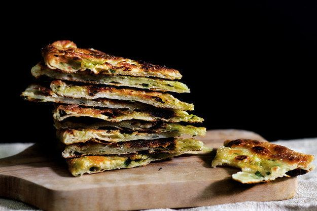 Multi-Layered Scallion Pancakes | 15 Make-At-Home Dinners That Are Better Than Takeout