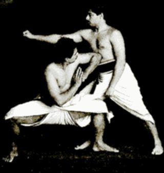 "Varma Kalai (meaning ""the art of vital points"") is an ancient martial art which has its origins in Tamil Nadu, India. The art itself originally began as a healing art from Varma Cuttiram (the ""Tamil science of medicine""), which later turned into a martial art, thus the name Varma Kalai."