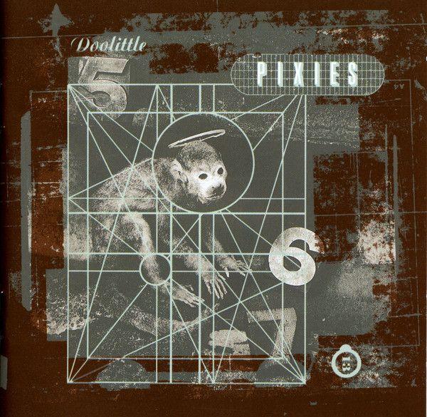 "#4: ""Doolittle"" by Pixies - listen with YouTube, Spotify, Rdio & Deezer on LetsLoop.com"