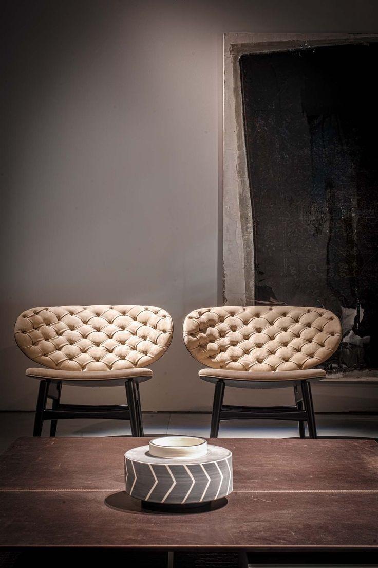 Etienne de souza designer and manufacturer of luxury cabinet - Salone Del Mobile 2015
