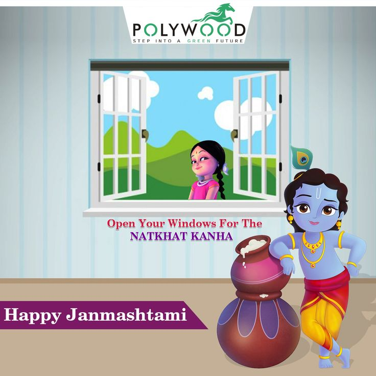 NandKe An and Bhayo Jai Kanhaiya LalKi Polywood, Happy Janmashtami. More: https://www.facebook.com/dhabriyagroup