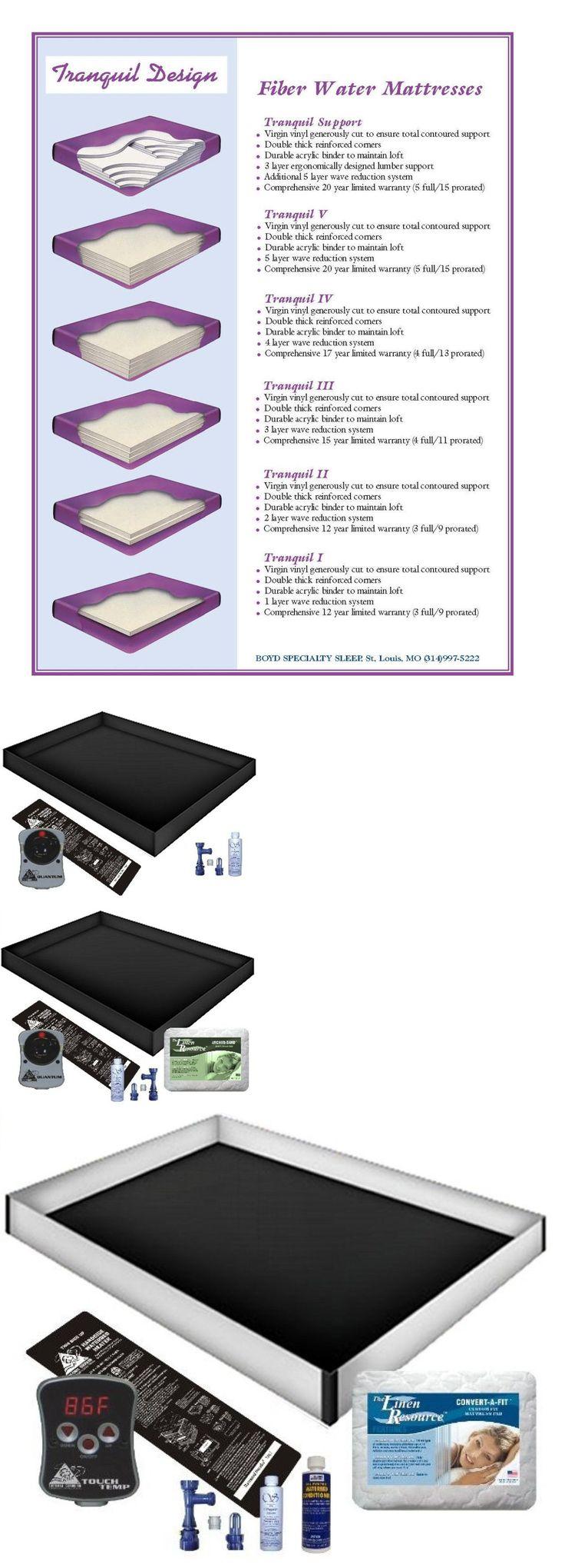 100 king size waveless waterbed mattress best 20 waterbed