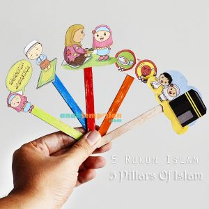 Rukun Islam 5 Pillars of Islam