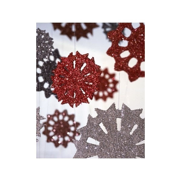 Glitter Crafts Glittered Christmas Ornaments ❤ liked on Polyvore