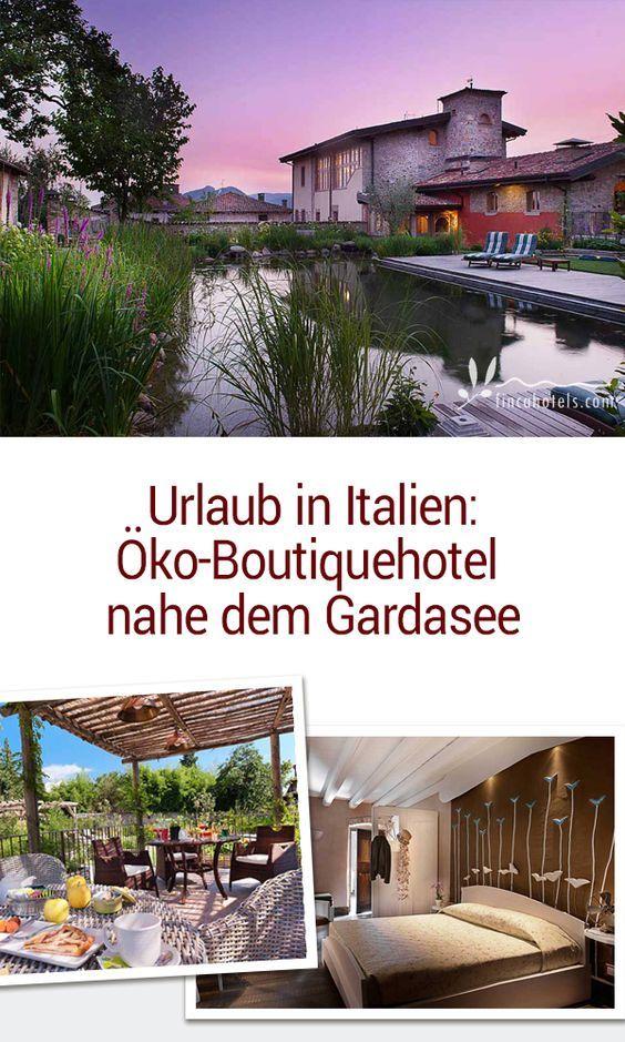 Villa Dei Campi Italiengardasee öko Boutiquehotel Nahe Dem