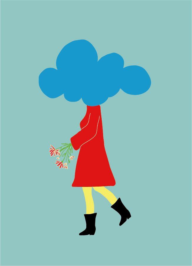 ⛅ Met het hoofd in de wolken lopen ⛅ Betekenis : zo gelukkig, blij zijn dat je niet goed oplet ⛅Variant: in de zevende hemel zijn ⛅Engels : to be beside oneself with joy / to be over the moon / to be on cloud nine ⛅F: être aux anges / être au septième ciel ⛅D: in den Wolken schweben / auf Wolke sieben schweben ⛅I: toccare il cielo con un dito / essere al settimo cielo ⛅S: andar en las nubes ⛅P: estar com a cabeça nas nuvens / estar nas nuvens.