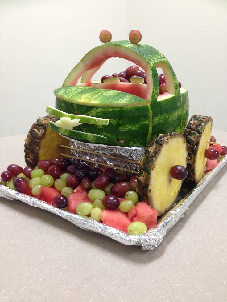Chevy Big Truck Watermelon Creation By Breanna Pinterest