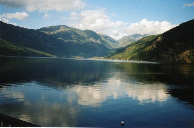 Amazing Christina Lake BC