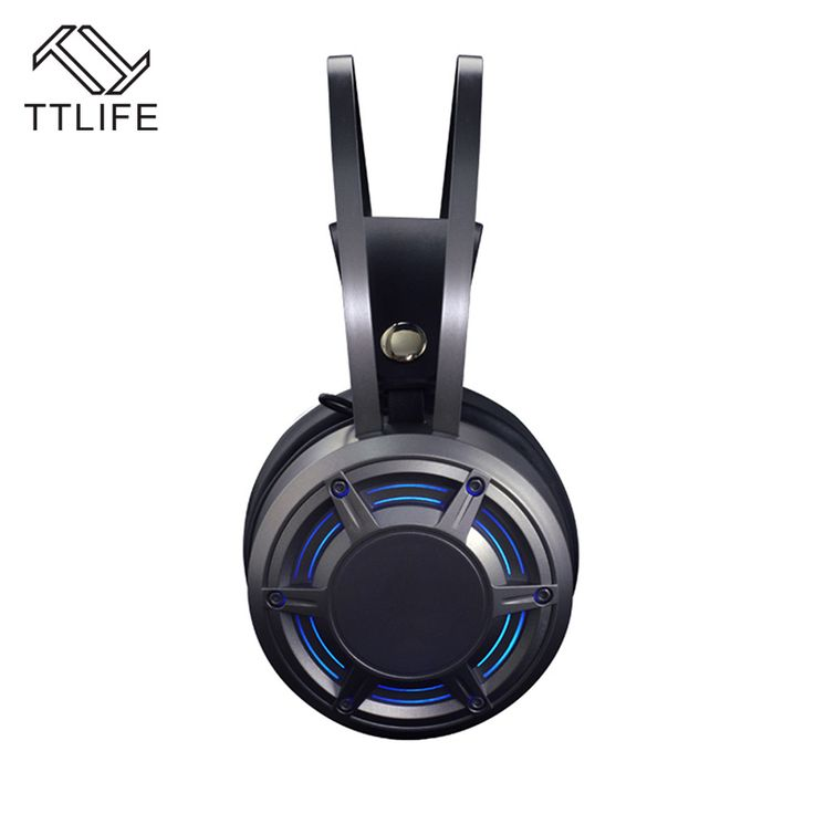 ==> [Free Shipping] Buy Best TTLIFE Wiled Gaming Headset Stereo Surrounded Deep Bass LED Light Gaming Headphone with Microphone for Laptop Computer LOL Game Online with LOWEST Price | 32792744467