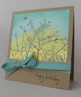 Penny Black Birthday Card | My DT card for Penny Black Satur… | Flickr