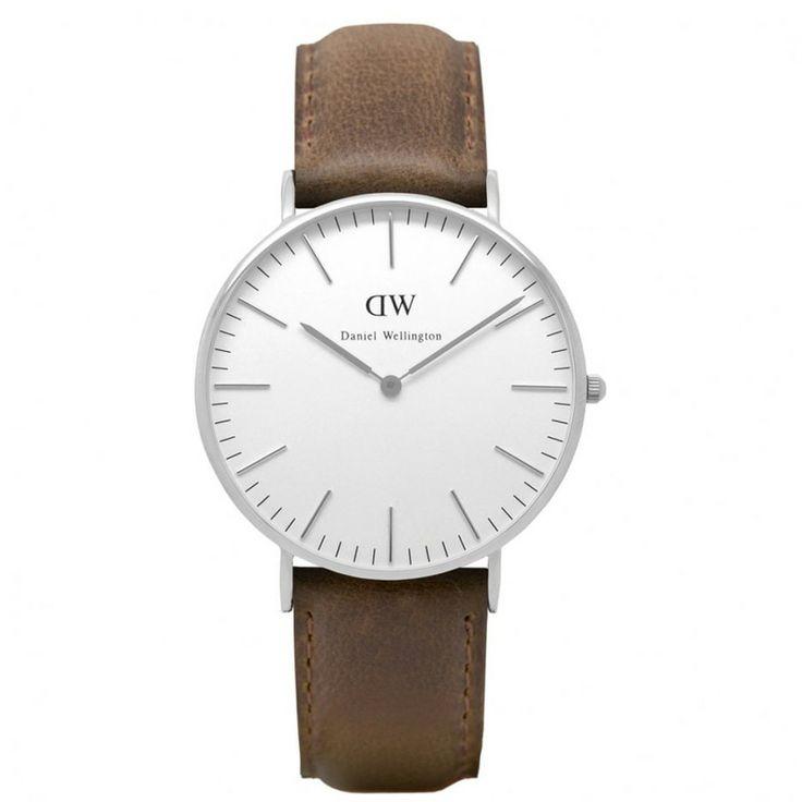 NEW!! Dames opgelet: Daniel Wellington horloge Classic Cardiff 36mm - http://www.kish.nl/Daniel-Wellington-horloge-Classic-Cardiff-36mm/