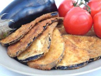 Sicilian eggplant fritters