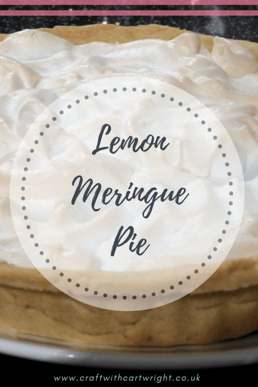 lemon meringue pie recipe - Who doesn't love the combination of buttery pastry, tangy lemon curd filling and crisp fluffy meringue? Not me anyway I love it! This Lemon Meringue Pie is a firm favourite in our household and a recipe that I come back to again and again.