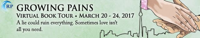 Diverse Reader: Blog Tour: Growing Pains by Cass Lennox #Review #G...