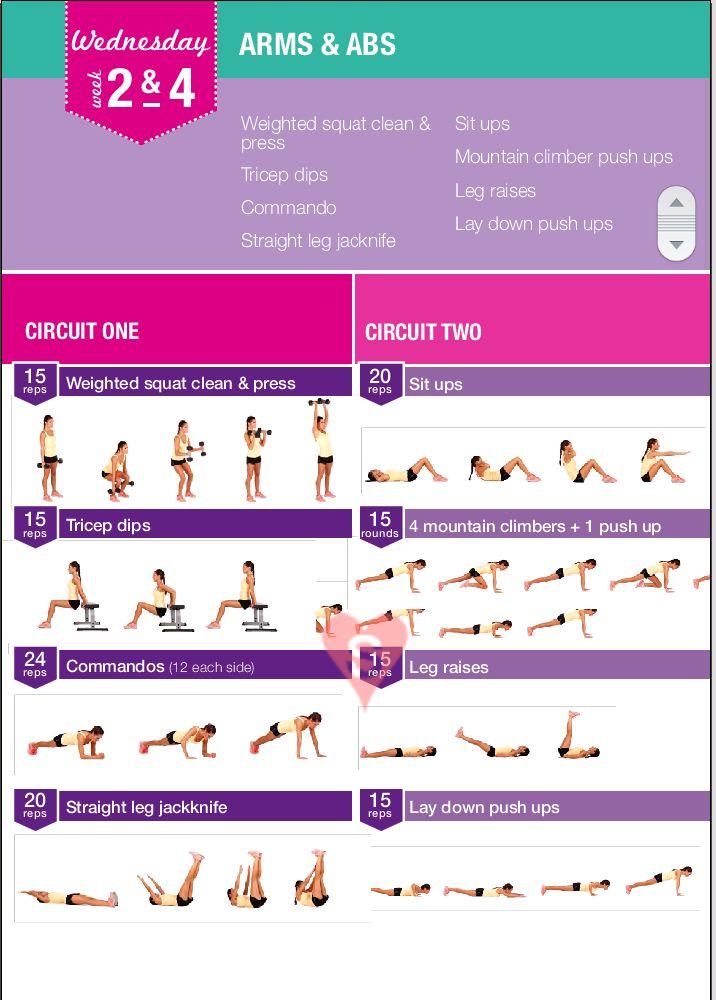 Je teste le fameux bbg de Kayla itsines, un programme fitness pour se remettre en forme et se muscler pour nous les femmes.