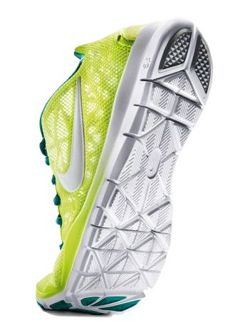 THE RIGHT SHOE FOR THE GYM