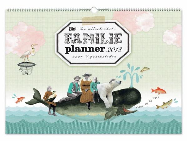 #familieplanner #pimpelmees winactie bij Knippie
