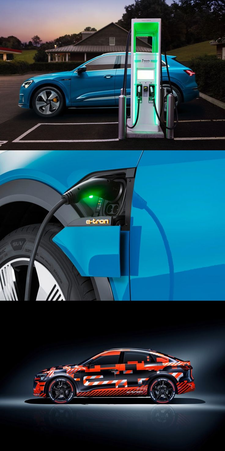 Audi Wants You To Pay Less For Electricity. Bidirectional