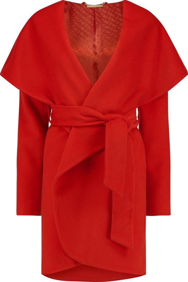 Diane von FurstenbergWool coatfront