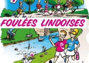 Foulées Lindoises contre la sclérose en plaques, Lalinde (Dordogne)