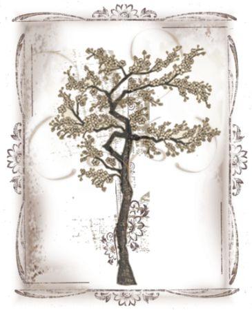 """Aber – er muß auch bedenken, dass je höher der Baum in den Himmel wächst, desto tiefer seine Wurzeln in das Herz ..von Mutter Erde wachsen müssen."""" (von den Crow Indians)"""