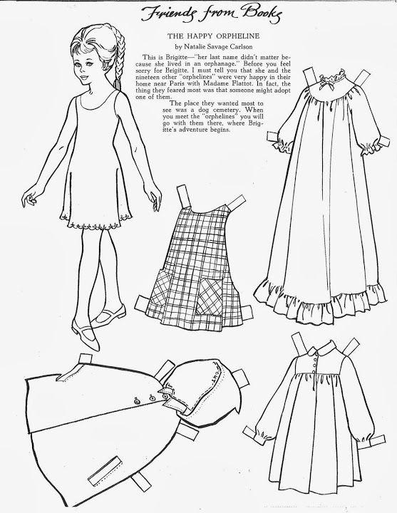 832 best Paper Dolls images on Pinterest | Vintage paper dolls ...