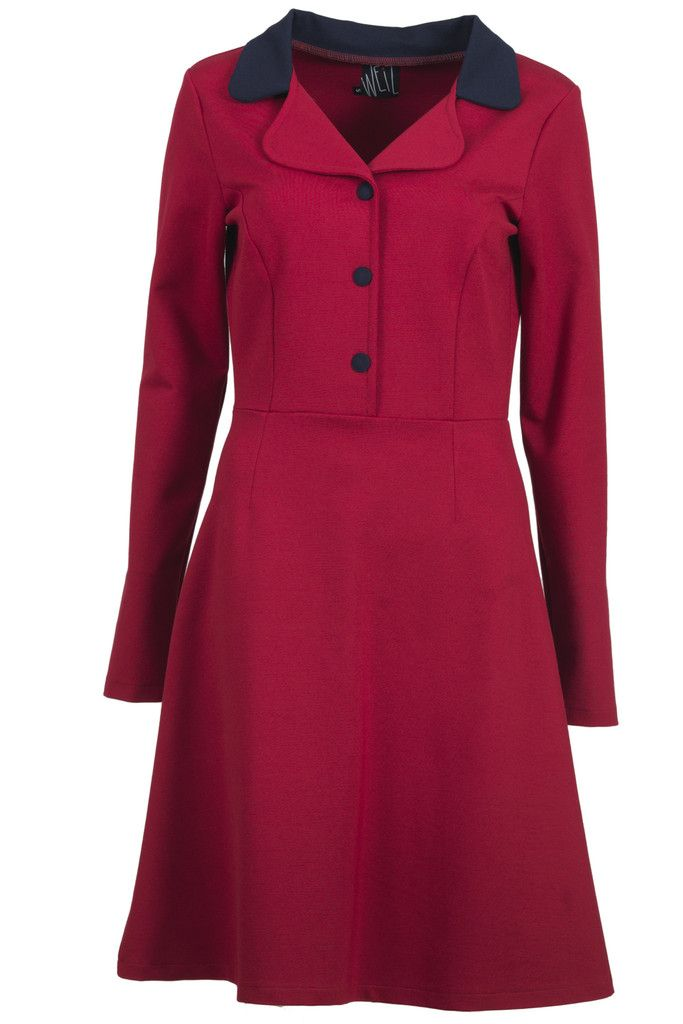 Finally this beauty arrived. I am sure this retro Iben dress will be my favourite this winter.