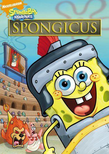 SpongeBob SquarePants: Spongicus @ niftywarehouse.com #NiftyWarehouse #Spongebob #SpongebobSquarepants #Cartoon #TV #Show