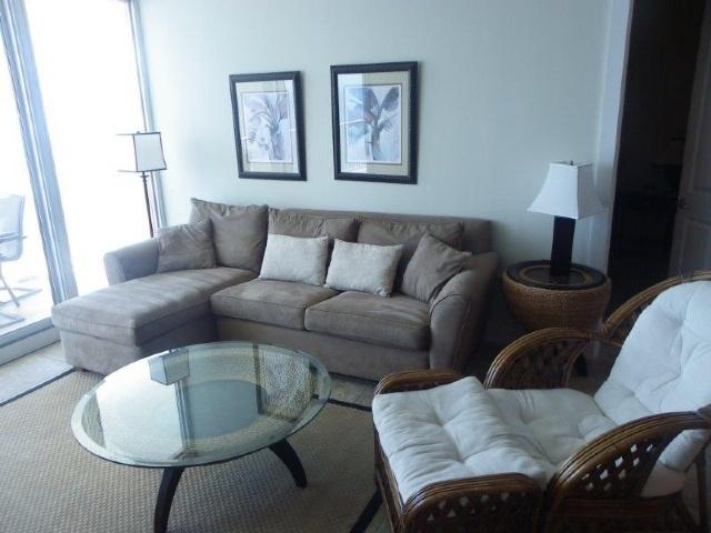 Unit 2102 Living Room