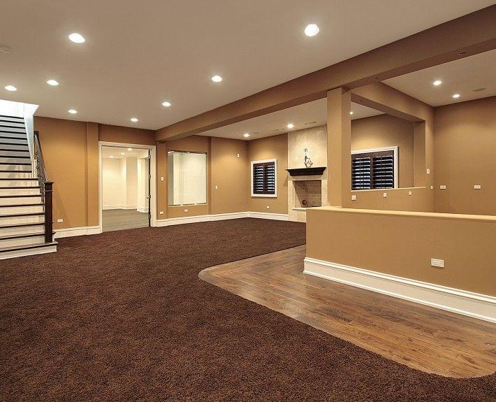 basement renovation photos