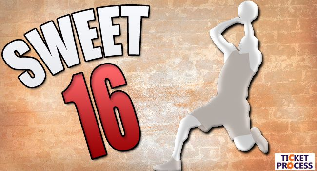 NCAA Sweet 16 Game Schedule Released: Our Expert's Analysis - http://blog.ticketprocess.com/