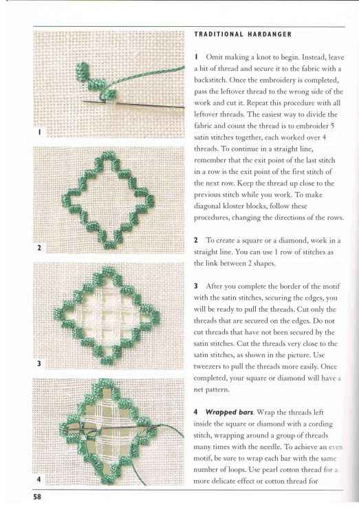 Gallery.ru / Фото #56 - Donatella Ciotti - Hardanger Embroidery - CrossStich