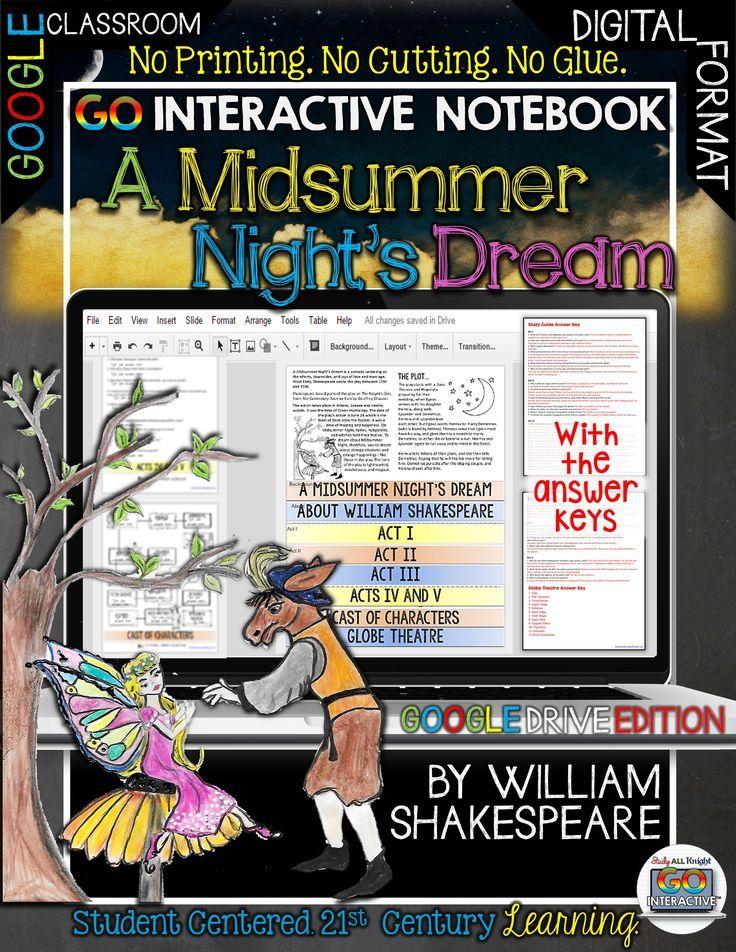interactive william shakespeare