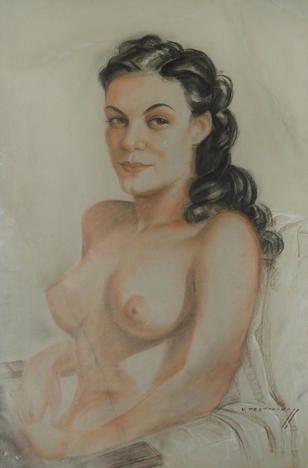 Portrait of Lenka.