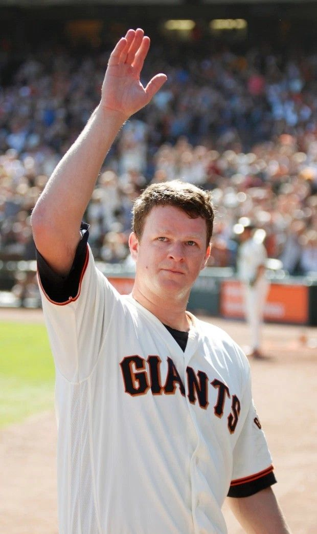 Matt Cain...Forever A Giant...you shall be missed...
