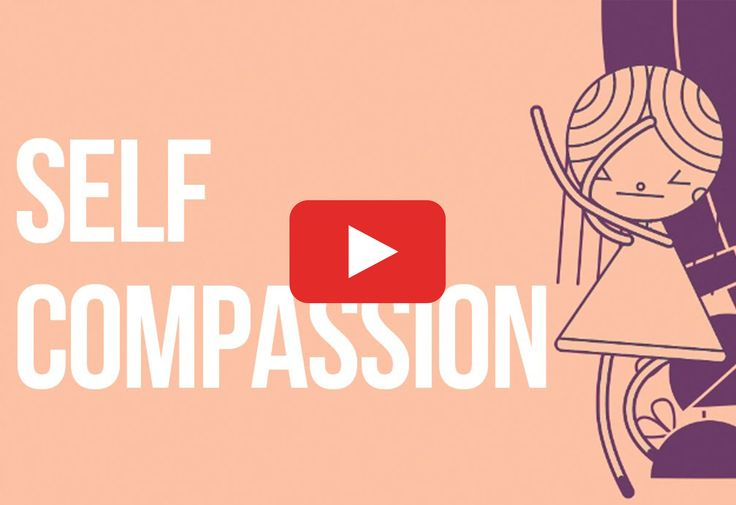 If there's one thing we're good at as humans, it's finding fault with ourselves #life #happiness #advice tp://greatist.com/live/self-compassion-video